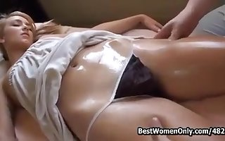 Japanese Dissemble Masseur Fucks Lifeless Woman
