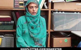 Shoplyfter- Hot Muslim Teen Affronting & Harassed