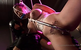 Femdom plus asphyxiation not later than doughty tribadic triple