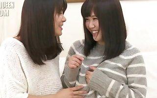 Japanese Sluts Relative to Someone's skin Hottest Choke-full Instalment