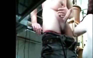 Hardcore crude voyeur havingsex